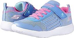 Blue/Neon Pink
