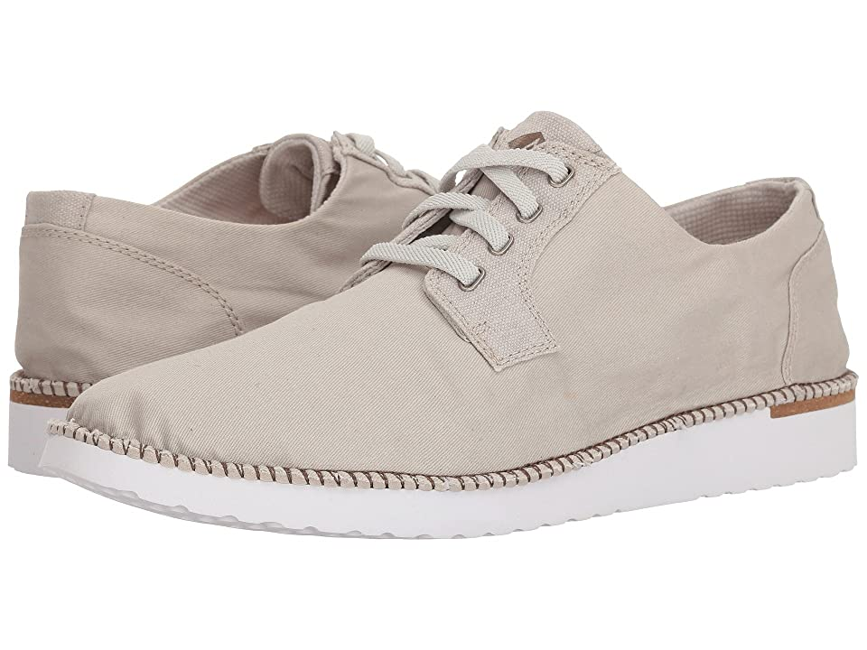 Sperry Camden Oxford Canvas (Stone) Men