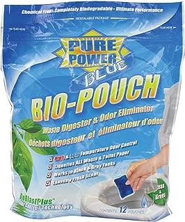 Valterra V23015 'Pure Power Blue' Waste Digester and Odor Eliminator (Quantity 4)
