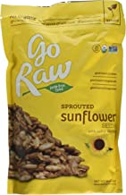 product image for Go Raw Sprouted Organic Sunflower Seeds (Pack of 2 - 1 lb bags)