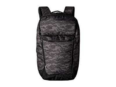 Hedgren Loop Carry-On Duffel Backpack (Camo Print) Backpack Bags