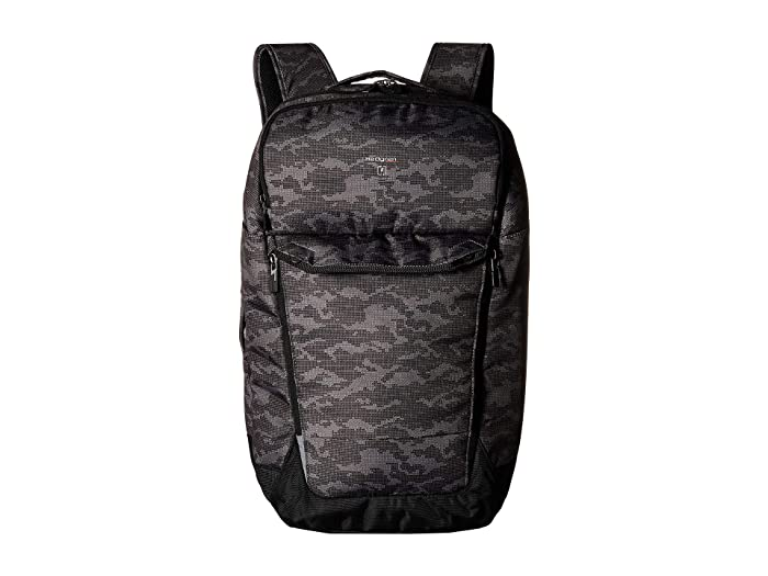 Hedgren Loop Carry-On Duffel Backpack (Camo Print) Backpack Bags