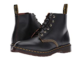 a303f1008286 Dr. Martens 101 Smooth Archive 6-Eyelet Boot