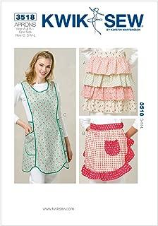 Best kwik sew apron patterns Reviews