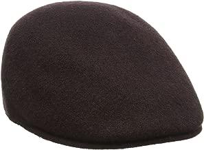 Kangol Men's Seamless Wool 507 Ivy Cap, Ergonomic, Contoured Fit