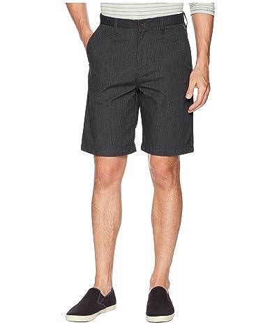 Billabong Carter Stretch Shorts (Black Heather) Men