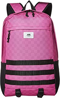 VANS Men's Transplant Fashion Backpack, Color Pink