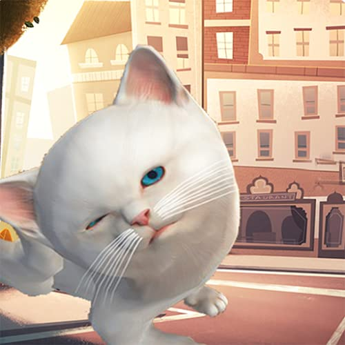 Kitten Cat Pet 3D Craft Cat Vs Dog Simulator Free