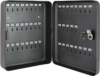 Dimensioni: 275 * 340 * 260mm Colore Nero Wanli666 Cassetto portaoggetti in plastica Cassetto portaoggetti Libreria Organizzatore con Chiusura a Chiave Scatola per Ufficio A4