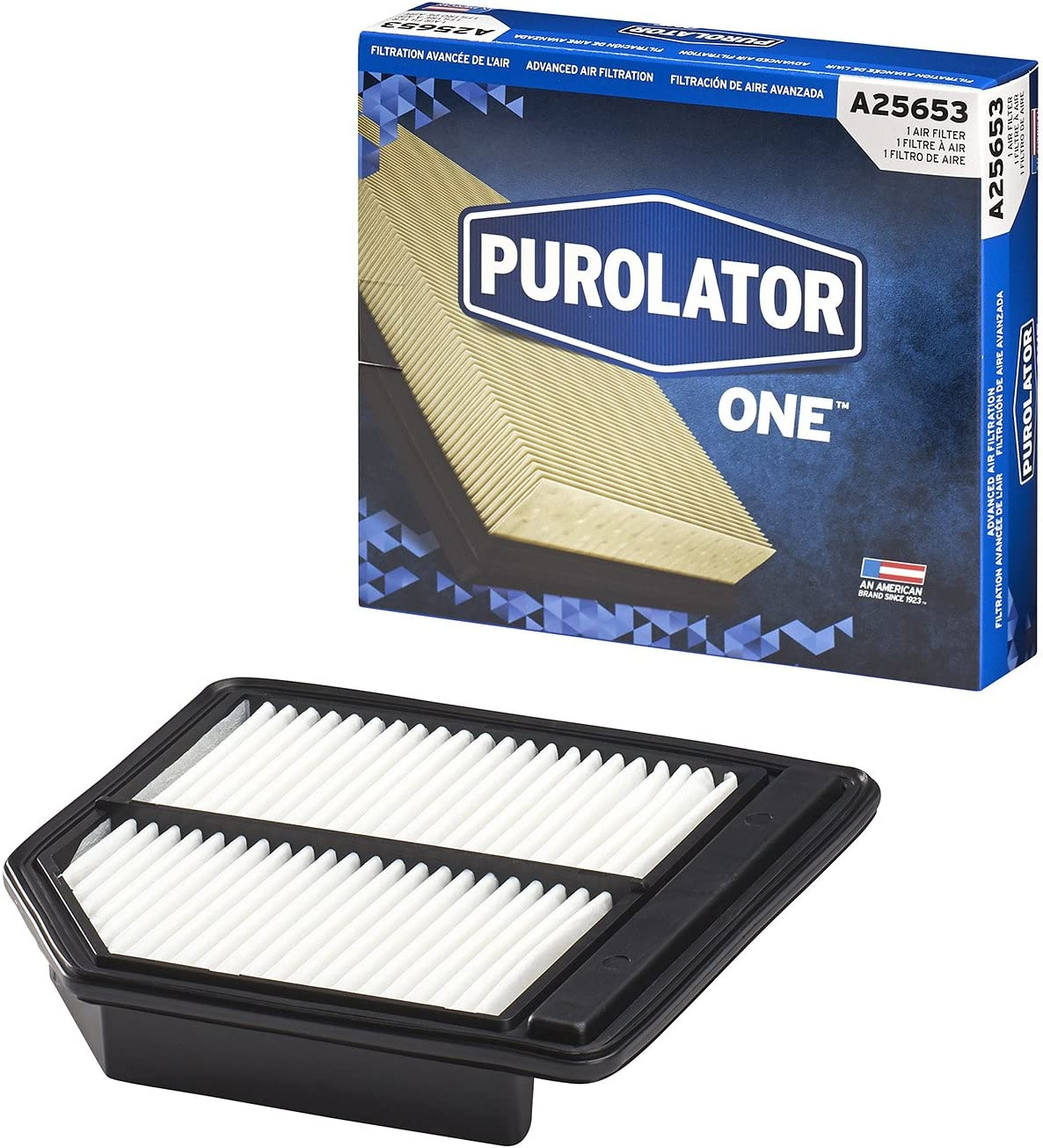 PUROLATOR F50153 Filter Replacement pack of 8