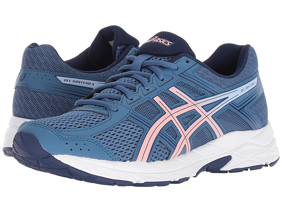 ASICS GEL-Contend 4 (Azure/Frosted Rose) Women