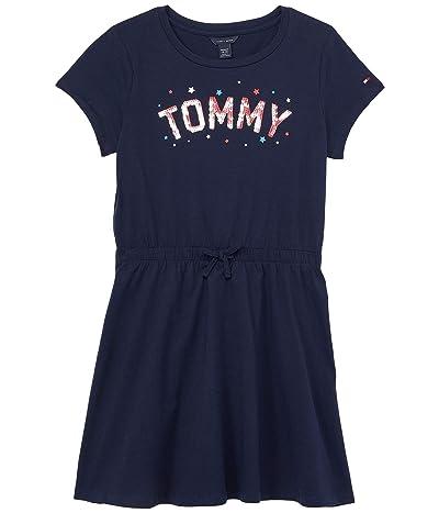 Tommy Hilfiger Kids Tommy T-Shirt Dress (Big Kids)