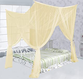 canopy four poster bed king