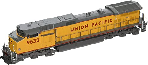 Kato USA Model Train Products #9632 HO Scale GE C44-9W Union Pacific Train