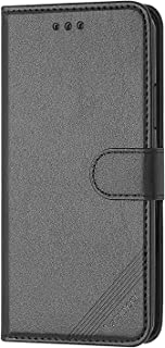 kazineer Case for Samsung Galaxy S4, Premium Leather Phone Case with Card Slots and Viewing Stand Function Flip Cover Compatible with Samsung Galaxy S4 i9500 - Black