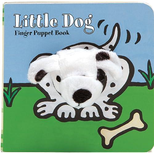 Little Dog: Finger Puppet Book (Little Finger Puppet Board Books)