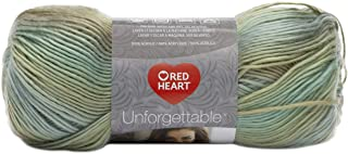 Red Heart E793-3941 Red Heart Boutique Unforgettable Yarn - Meadow