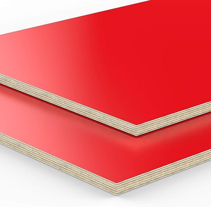 30x20 cm 18mm Multiplex Zuschnitt schwarz melaminbeschichtet L/änge bis 200cm Multiplexplatten Zuschnitte Auswahl