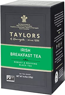 Taylors of Harrogate Irish Breakfast, 50 Teabags