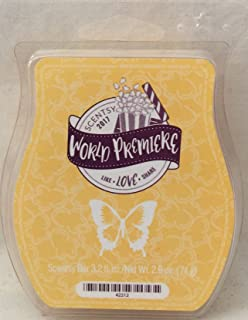 Scentsy World Premiere 2017 Popcorn Wax 3.2oz Warmer Bar Extremely Rare and Hard to Find