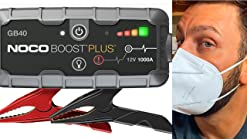 Genuine NOCO GBC017 Boost XL Lightweight Rugged EVA Protection Case for GB500