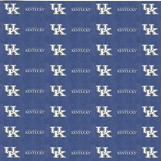 University of Kentucky (Wildcats), 5 sheets Border, Scrapbook Paper, 12