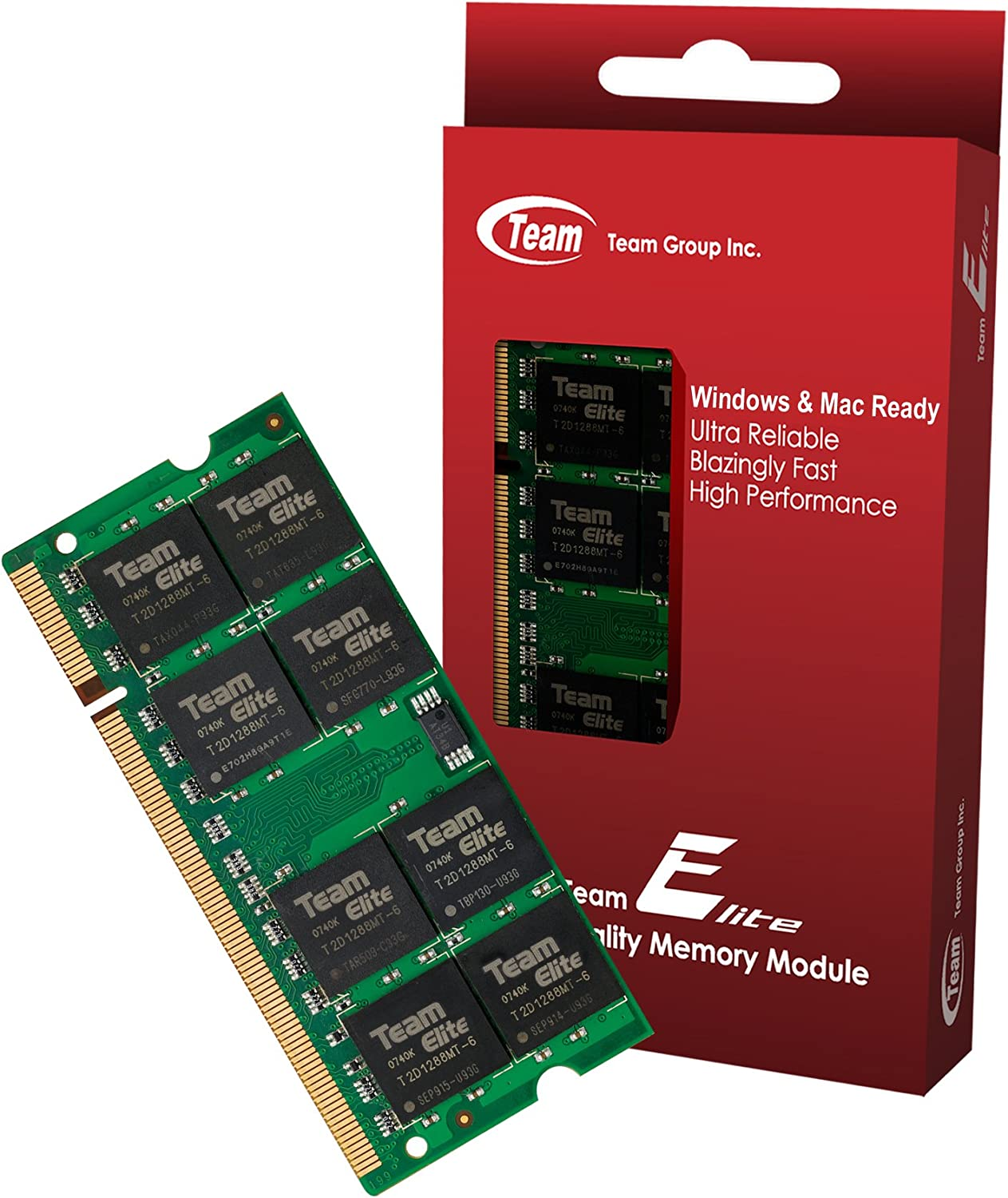 2GB Team High Performance 2021 spring Cheap mail order shopping and summer new Memory RAM Single Upgrade HP For Stick