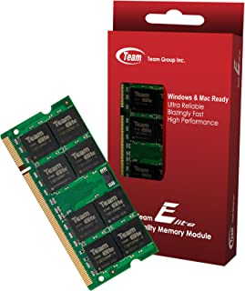 1GB Team High Performance Memory RAM Upgrade Single Stick For HP - Compaq Evo Notebook N1020v N1050v N610c N620c Series Laptop. The Memory Kit comes with Life Time Warranty.
