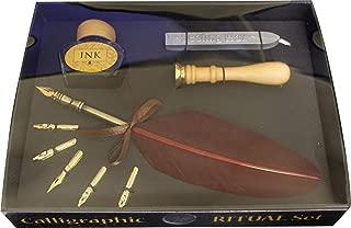 Lo Scarabeo Calligraphic Ritual Set Wax Seal Kit
