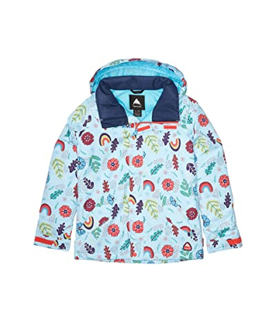 Burton Kids Elodie Jacket (Little Kids/Big Kids) (Embroidered Floral) Girl