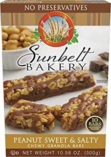 Best sweet & salty bars Reviews
