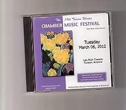 tucson winter chamber music festival