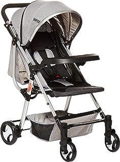 BABY PLUS baby plus Sunshade Canopy Pram Stroller - Newborn, Pack of 1