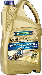 RAVENOL MPS 2T Vollsynthetisches Zweitaktöl (4 Liter)