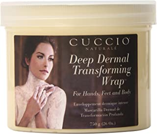 Cuccio Naturale Deep Dermal Transforming Wrap, 26 oz