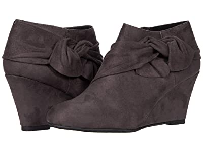 CL By Laundry Viveca Super Suede (Anthracite) Women