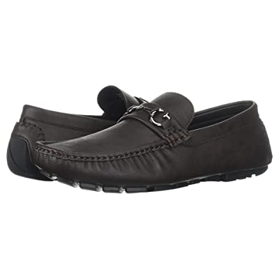 GUESS Adlers (Brown Synthetic) Men