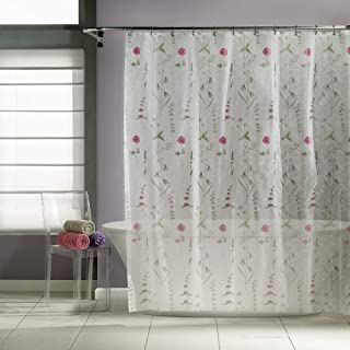 Ex-cell Home Fashions by Appointment Poppies EVA Shower Curtain
