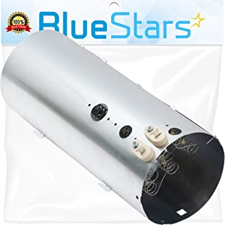 Ultra Durable 137114000 Dryer Heating Element Assembly 2 Prong Version Replacement Part by Blue Stars - Exact Fit For Frigidaire Electrolux & Kenmore Dryers - Replaces AP4456656