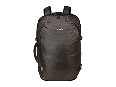 Pacsafe Venturesafe Exp45 Econyl(r) Carry-On Anti-Theft Travel Pack (Econyl(r) Bedrock) Backpack Bags