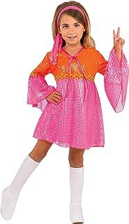 Rubie's Costume 630591-M Child's Go Girl Costume, Pink, Medium, Pink