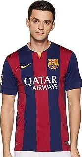 Nike Fútbol Club Barcelona (FCB) Local 2014/2015  - Camiseta de fútbol para hombre, color azul