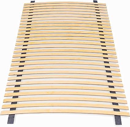 ECOFORM Somier enrollable de láminas de 70/80/90 x 200 cm ...
