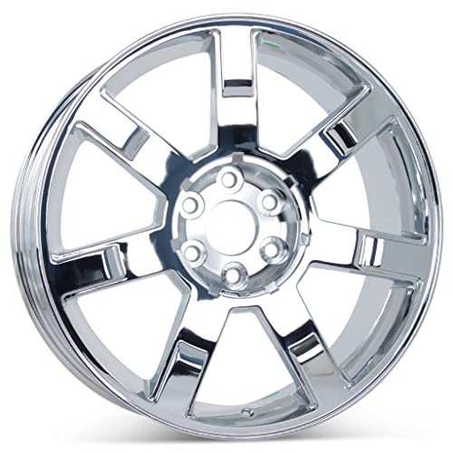 2008-2009 CTS Replica Silver Cadillac CTS Center Caps Hubcaps Set of 4
