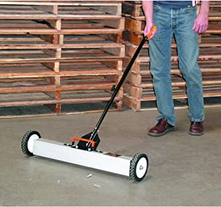 """30"""" Magnetic Sweeper with Wheels from TNM"""