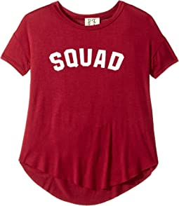 People's Project LA Kids - Squad Knit Tee (Big Kids)