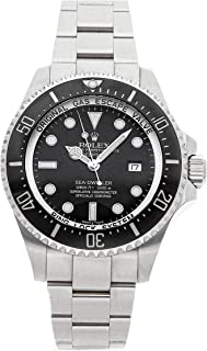 Rolex Sea-Dweller Mechanical (Automatic) Black Dial Mens Watch 116660 (Certified Pre-Owned)