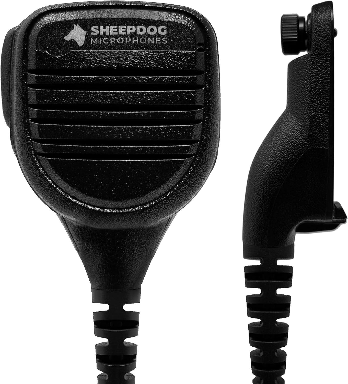ハイクオリティ Sheepdog SD20-MT9 人気急上昇 Police Remote Microphone Speaker Com Shoulder