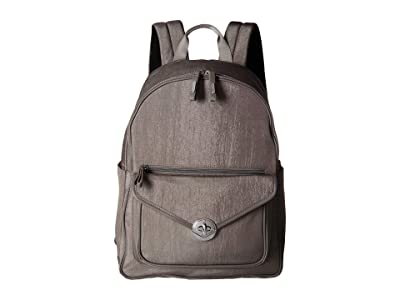 Baggallini Granada Laptop Backpack (Sterling Shimmer) Backpack Bags