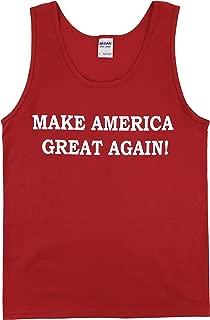 Make America Great Again Donald Trump Tank Top